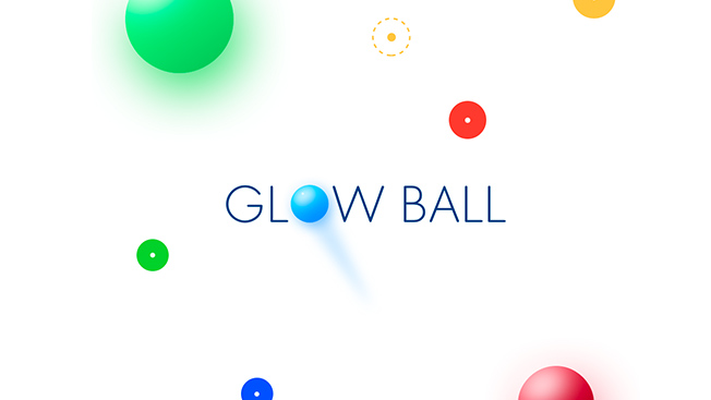 Glowball - fly and color Video Preview